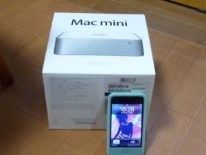 Mac mini パッケージ